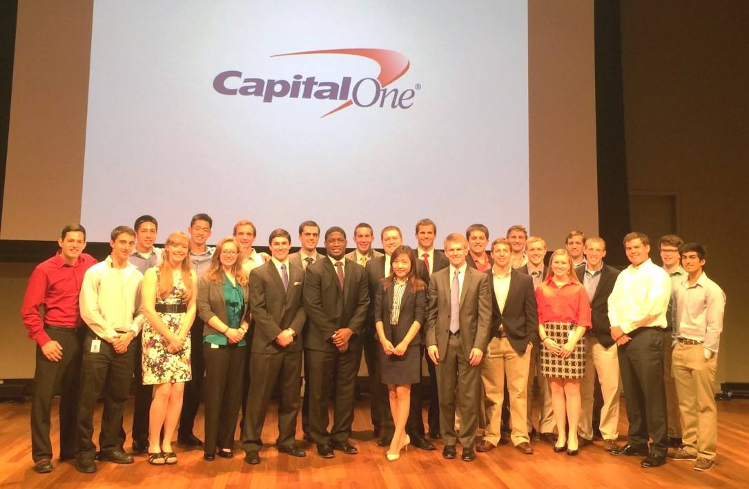 Capital One TDP Internship: Summer 2014 Review -